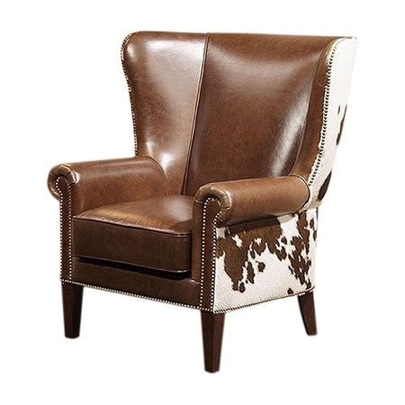 cowhide leather chair best 25 cowhide chair ideas on cowhide decor