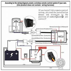 Traveller Wireless Remote Control Wiring Diagram