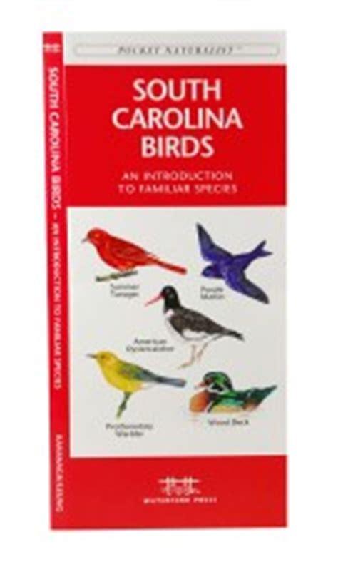 south carolina birds a pocket naturalist guide