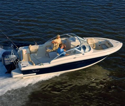 Scout Boats Wood by Research 2009 Scout Boats 222 Dorado On Iboats
