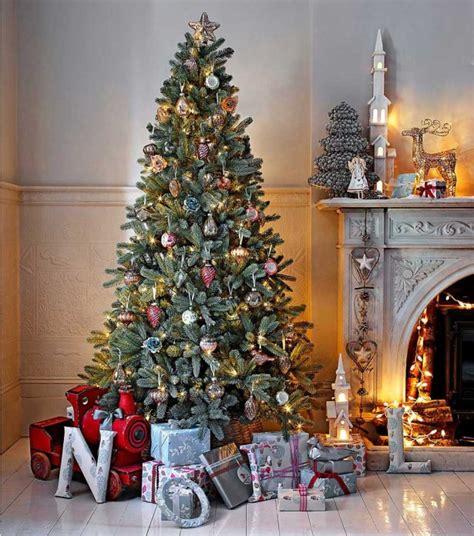 vintage christmas tree decorations uk christmas decorating