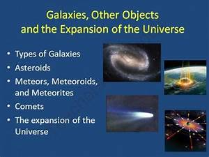 Worksheets Types of Galaxies - Pics about space