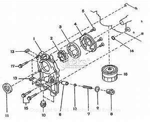Robin  Subaru Ew180 Filter