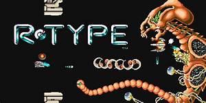 R TYPE TurboGrafx Games Nintendo