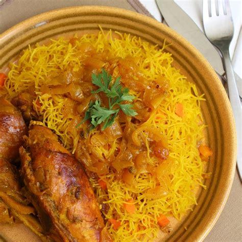 cuisine senegalaise vermicelles au poulet une recette 100 sénégalaise