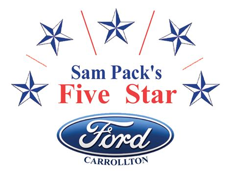 Sam Pack's Five Star Ford Carrollton   Carrollton, TX