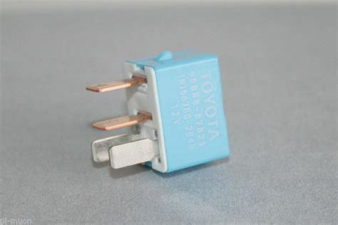 purchase oem toyota denso relay   motorcycle
