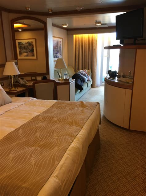 mini suite cabin category qo ruby princess