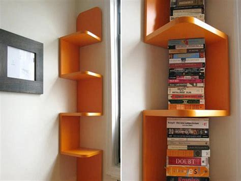 House wall corner design, corner wall unit home design