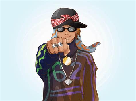 Rapper Vector Art & Graphics