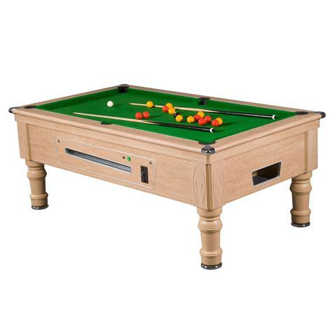 6 feet pool table mightymast 6ft prince slate bed english pool table