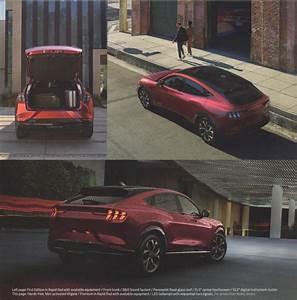 2021 Ford Mustang Mach E SUV - MustangAttitude.com Photo Detail