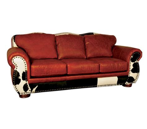 Rustic Sleeper Sofa by Rustic Sleeper Sofa Rustic Leather Hide A Way Bed And