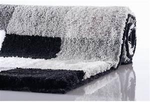 Badteppich Kleine Wolke Reduziert : kleine wolke badteppich caro schwarz badteppiche bei tepgo ~ A.2002-acura-tl-radio.info Haus und Dekorationen