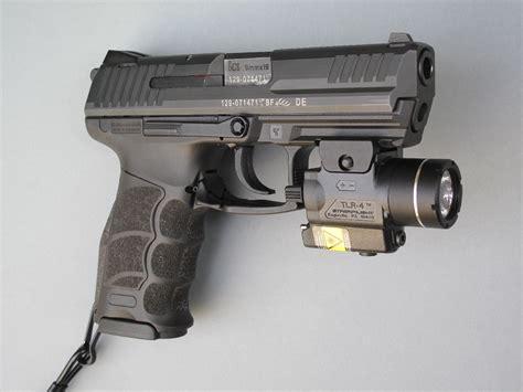 essai armes pistolet heckler koch mod 232 le p30 calibre