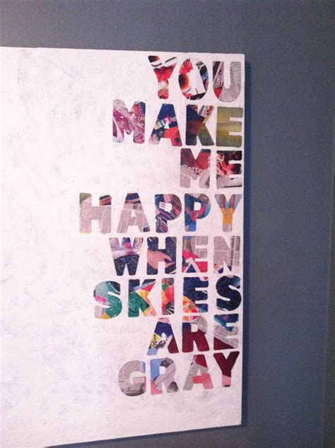 24 creative do it yourself wall projects anyone can do