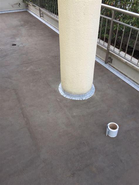 impermeabilizzare un terrazzo impermeabilizzare una terrazza