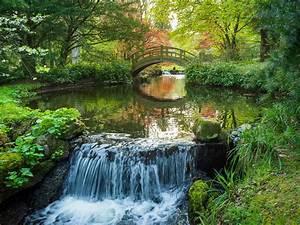 Stobo, Japanese, Water, Garden