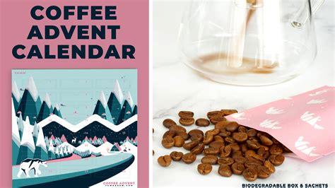 Advent calendars for tea lovers and coffee addicts. Coffee Advent Calendar - Window Box, More Coffee & New App by YAWN Coffee Co — Kickstarter
