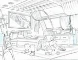 Point Perspective Drawing Worksheets Drawings Getdrawings sketch template