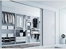 Wing Walk In Wardrobe With Glass Doors Fitted Walk In