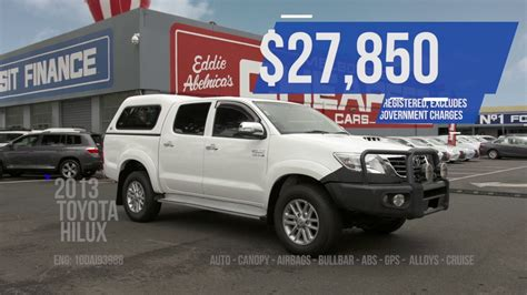 Cheapest For Sale by Melbourne S Cheapest Cars 2013 Toyota Hilux Easter Sale