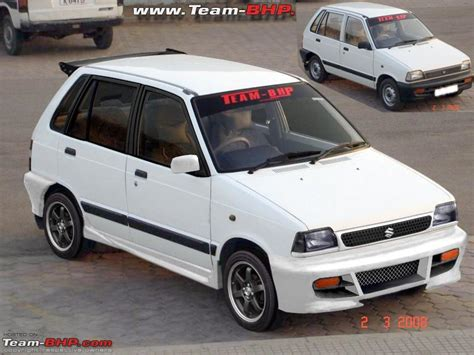 800 Maruti Car Modified by Maruti 800 Modification Assistance Required Page 3