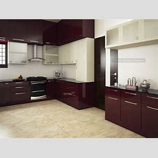Open Modular Kitchen Design