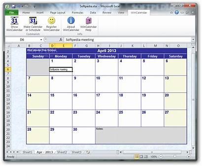 Wincalendar Calendar Win Windows Office Softpedia