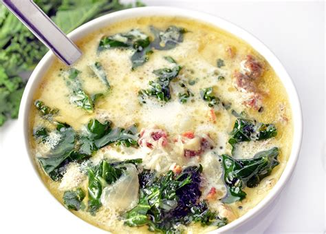 Soups From Olive Garden by Olive Garden Soup Loaded Zuppa Toscana Cooker Or