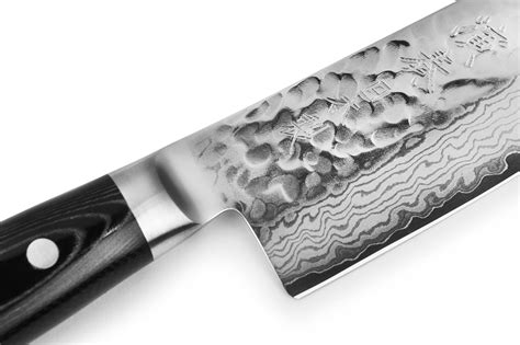 enso hd hammered damascus chefs knife   japanese
