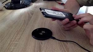 Iphone 7 Laden : review drahtloses laden mit dem iphone 7 wiiuka flipcase aus leder youtube ~ Orissabook.com Haus und Dekorationen