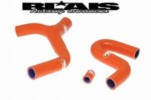 Samco Sport Hose Kit For 2008-2011 Ktm 400  450  530 Exc  Xcw Thermostat Bypass