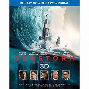 Geostorm (3D Blu-ray Combo) (2017) : Action / Adventure ...