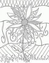 Coloring Pages Adults Cool sketch template