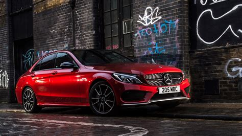 Mercedes-amg C43 Saloon (2017) Review