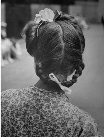1940s Braided Hairstyles by 40s Braided Hairstyle Wwii Style 1940s Hairstyles