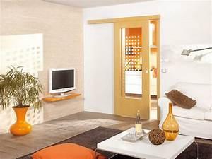 Holzschiebetür Mit Glaseinsatz : schiebet ren f innenbereich t ren die sich einfach schieben lassen holz ziller ~ Sanjose-hotels-ca.com Haus und Dekorationen