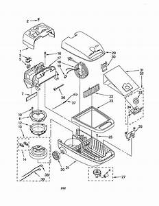 116 22085200 Kenmore Canister Vacuum Cleaner Manual