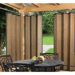 Rideau Exterieur Pour Terrasse : rideau bambou ext rieur recherche google pergola ~ Farleysfitness.com Idées de Décoration