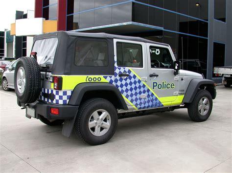 police jeep wrangler australian police jeep wrangler crd photo gallery autoblog