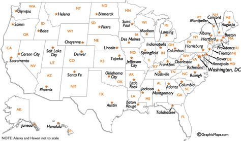 landforms   united states  america  usa