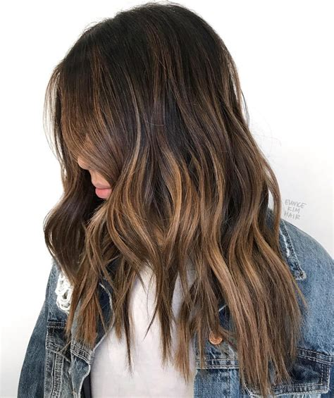 50 Dark Brown Hair With Highlights Ideas For 2019 Hair