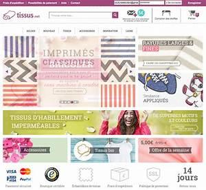 Site Pour Acheter : 5 sites pour acheter son tissu en ligne couture ~ Medecine-chirurgie-esthetiques.com Avis de Voitures