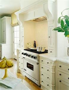 Kitchen Cabinets with Furniture-Style Flair Traditional Home
