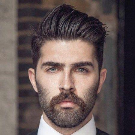 maenner ovales gesicht frisuren haarschnitt frisur