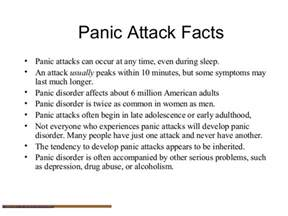hanipsych biology  panic