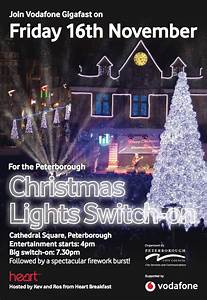 Star Chart Print Out Peterborough 39 S Christmas Lights Switch On Moves To A