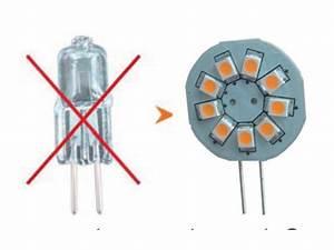 Ampoule G4 Led : ampoule led g4 2w contact ecoled design ~ Edinachiropracticcenter.com Idées de Décoration