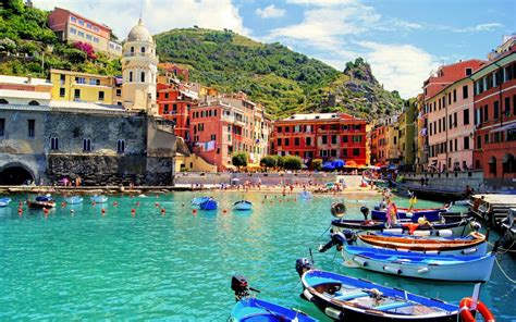 Vernazza Is The Most Stunning Cliff Town Weve Ever Seen